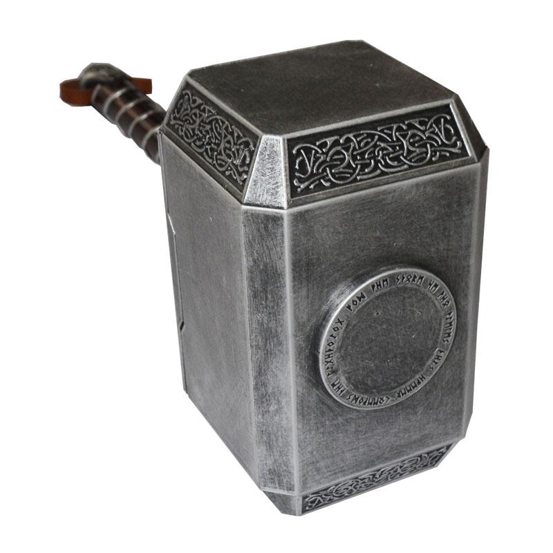 foam thor hammer glw h0002 larpgears